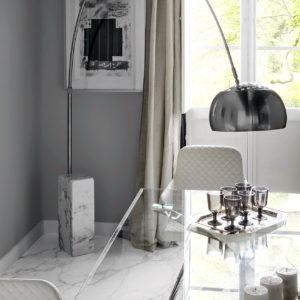 Lámpara pie moderna Importación LF-8089.1 by Dugar Home GRUPO DUPEN en muebles antoñán® León