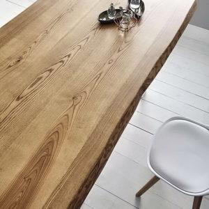 Mesa comedor Estilo Industrial DT_100 PATAS BLANCAS by Dugar Home GRUPO DUPEN en muebles antoñán® León