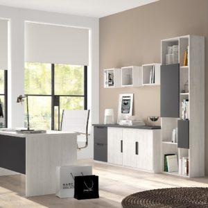 Mueble Despacho Oficina F600 Programa FORMAS19 by Glicerio Chaves en muebles antoñán® León