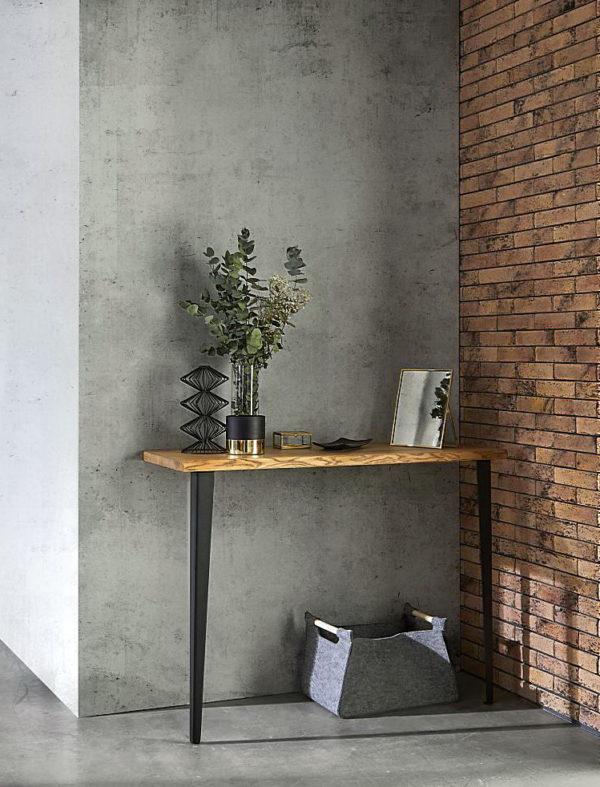Mueble Entrada Consola Estilo Industrial CON-107_2 by Dugar Home GRUPO DUPEN en muebles antoñán® León