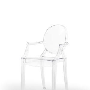 Silla metacrilato cristal importación PC-449.2 by Dugar Home GRUPO DUPEN en muebles antoñán® León