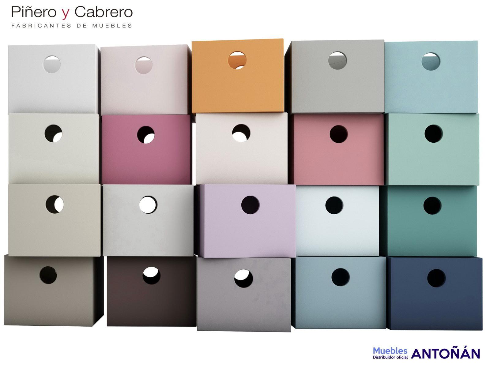 colores Dormitorio Infantil Y Juvenil P&C KIDS colores by Piñero y Cabrero en muebles antoñán® León