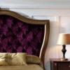 Dormitorio cama tapizada Zache 0023.2 by Zache Diseño Anzadi Mobiliario en muebles antoñán® León