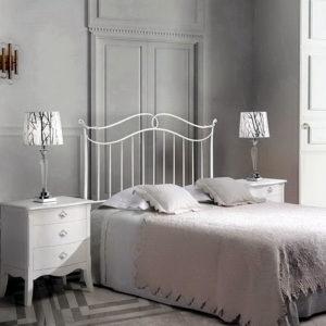 Dormitorio en Forja y Latón 20 Cabecero DANAOS by Peña Vargas® en muebles antoñán® León