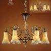 Lámpara techo clásica gama alta 19508 by Mariner® en muebles antoñán® León
