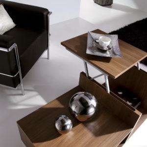 Mesa centro moderna 659.2 by Herdasa en muebles antoñán® León