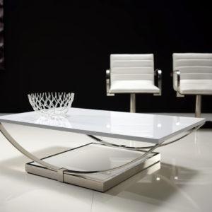 Mesa centro moderna ANZADI 0903.5 by Zache Diseño en muebles antoñán® León