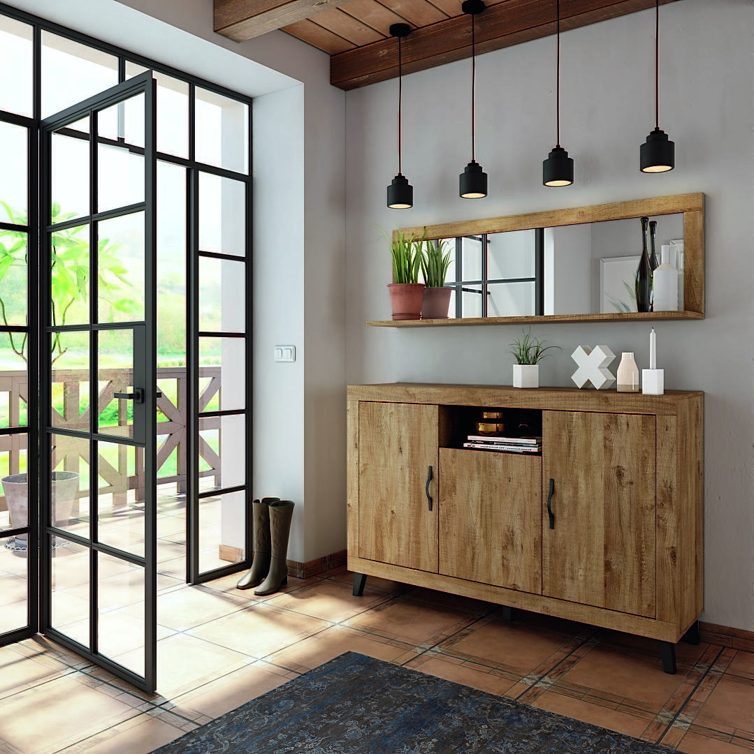 Aparadores modernos low cost by azor muebles anto n - Muebles low cost ...