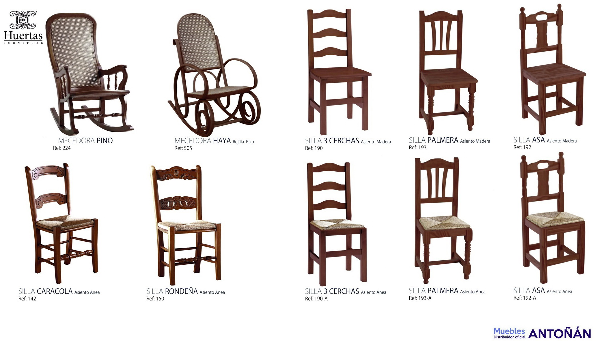 silla de madera en españa