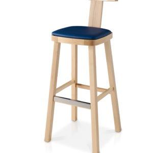 Taburete madera moderno NATURMOBEL-MAR-0003 by Huertas Furniture en muebles antoñán® León