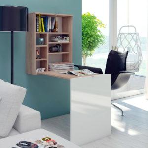 Mesa comedor abatible pared by Herdasa 67182 catálogo Hispanohogar en muebles antoñán® León