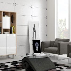 Aparadores Modernos Low Cost by Herdasa 67211 ambiente en muebles antoñán® León