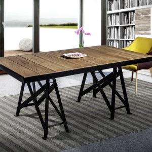 Mesas comedor Estilo Industrial by Artenogal 17.1.1 en muebles antoñán® León