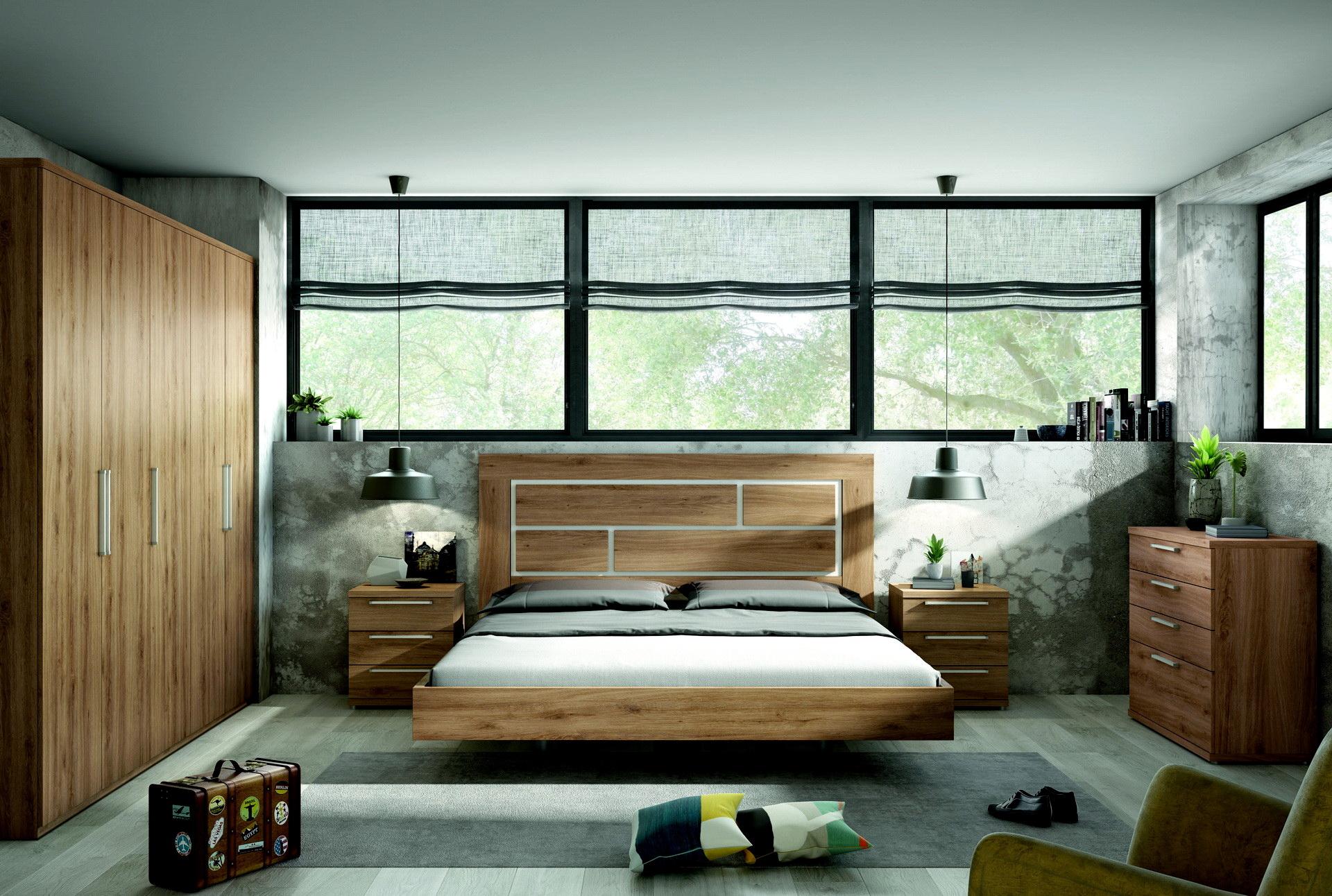 Kronos3 dormitorios low cost by ramis en muebles anto n le n - Muebles low cost ...
