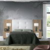 Cabeceros tapizados by Huertas Furniture 1106.17 HUKAM de venta en Muebles ANTOÑÁN León