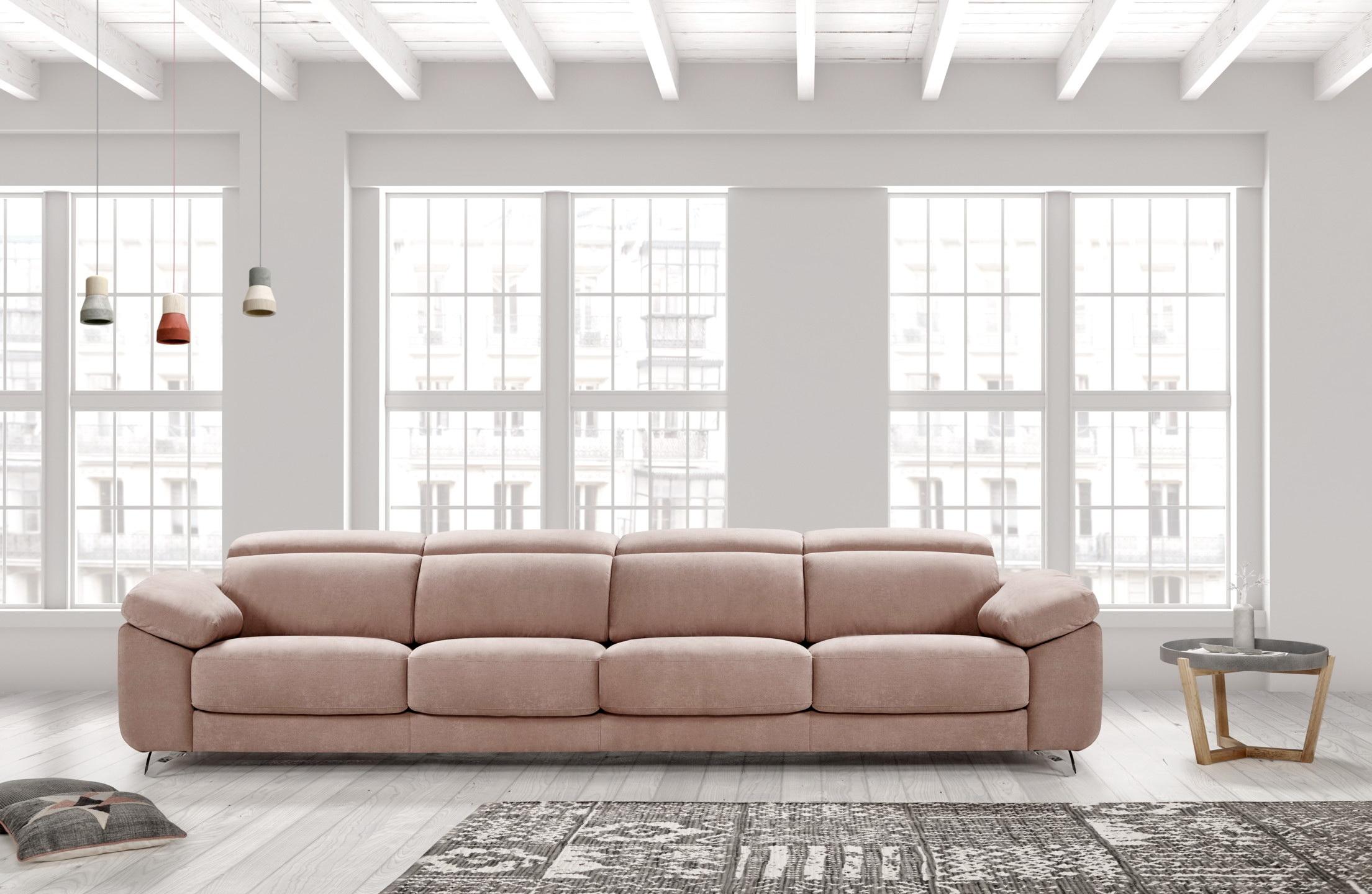 DOROTHY sofá modular asientos extensibles by Pedro Ortiz Dorothy 4 plazas de venta en Muebles Antoñán León