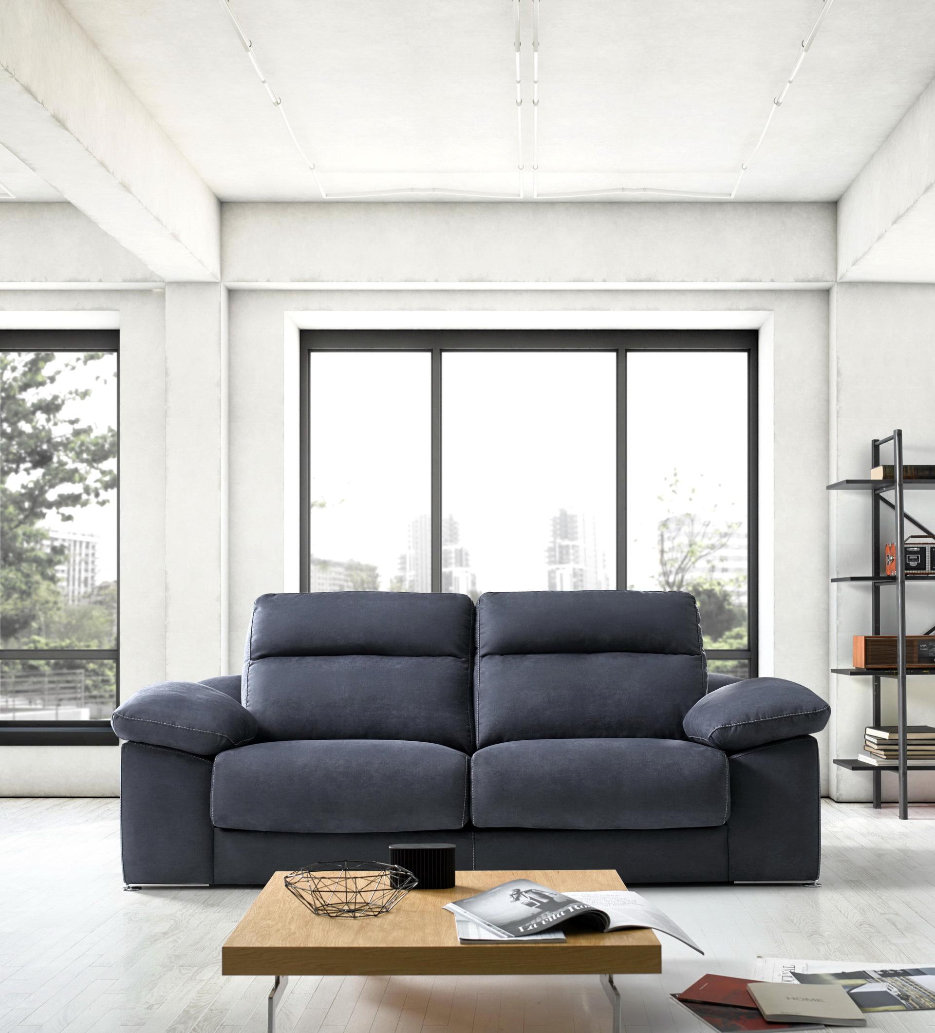 ARIEL sofá modular asientos extensibles by Pedro Ortiz 02 de venta en Muebles Antoñán León