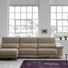 MIRELLA sofá modular relax eléctrico by Pedro Ortiz CHAISE LONGUE 1 grande distribuido por Muebles Antoñán León