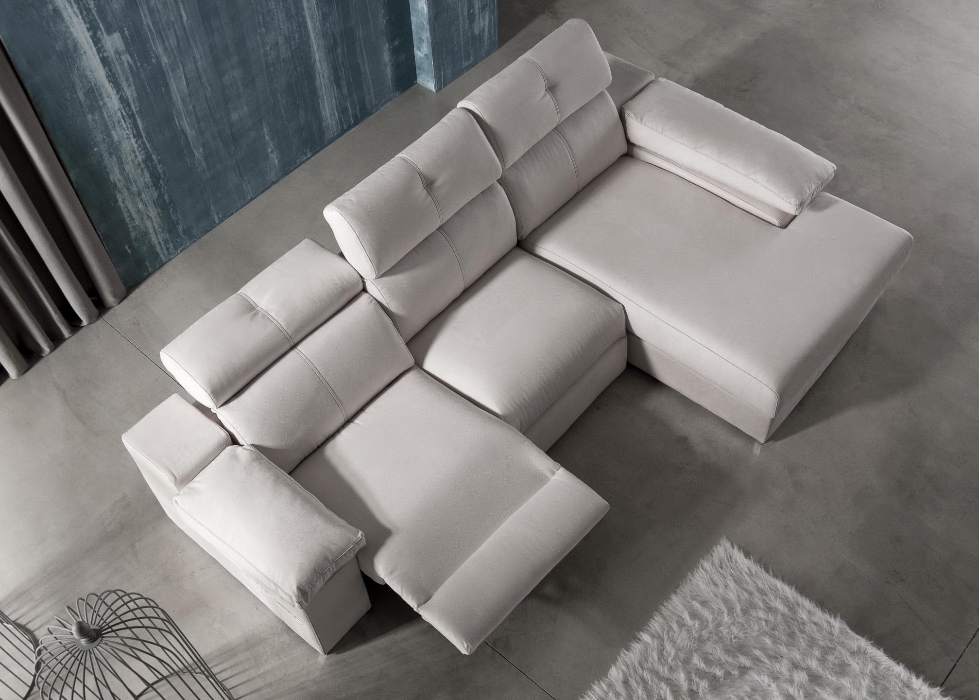 FABRIO sofá modular by Monterelax Chaise-Longue 02 de venta en Muebles ANTOÑÁN León