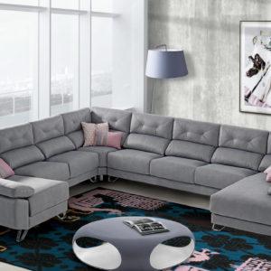 GOYA sofá modular rinconera by Mayor Tapizados 10009.1 de venta en Muebles Antoñán León