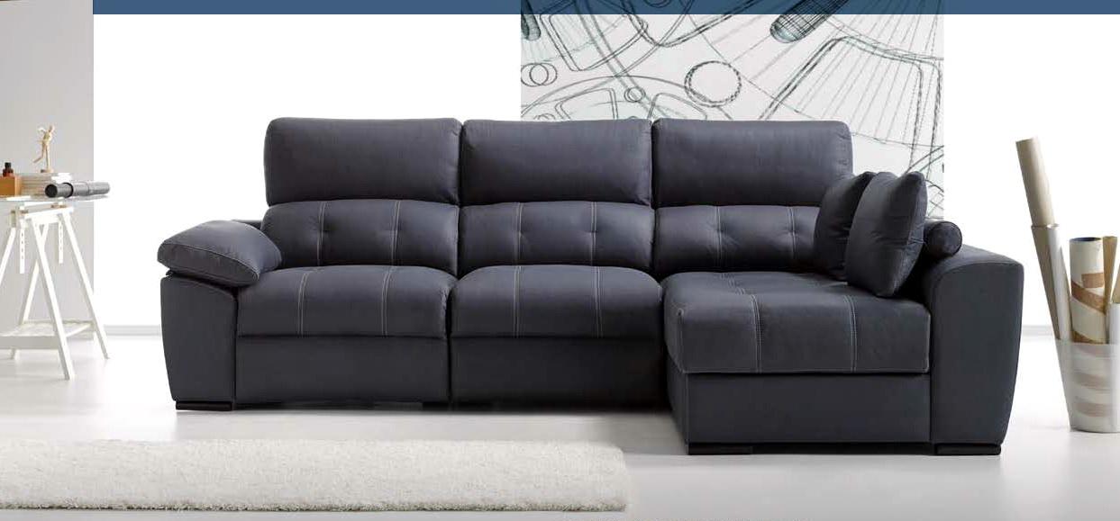 MUSSA sofá modular by Monterelax chaise-longue 01 de venta en Muebles Antoñán León