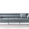 ORIGEN Acolchado sofá asientos fijos by Reyes Ordoñez SOFÁ 4 PLAZAS 01.3 de venta en Muebles ANTOÑÁN León
