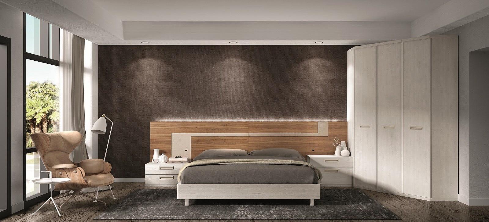 DAINTY dormitorios modernos by LAR 0426 (Muebles Lar 0016 A a) de venta en Muebles ANTOÑÁN León