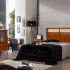 Dormitorios en madera maciza de castaño by JBM L_015696 de venta en Muebles ANTOÑÁN León