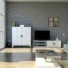 Mueble Salón Moderno ILUSION HOME PLUS salón moderno 03.1 by Cubimobax de venta en MUEBLES ANTOÑÁN