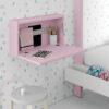 Habitaciones Juveniles INFINITY 2 by JotaJotaPe 10-flat-secreter-rosa venta en MUEBLES ANTOÑÁN León