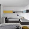 Habitaciones Juveniles INFINITY 2 by JotaJotaPe 21.1_jotajotape-habitacion-juvenil venta en MUEBLES ANTOÑÁN León