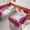 Habitaciones Juveniles INFINITY 2 by JotaJotaPe 37-nest-chica-jotajotape venta en MUEBLES ANTOÑÁN León