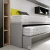 Habitaciones Juveniles INFINITY 2 by JotaJotaPe 45-cama-deslizante-inferior-1 venta en MUEBLES ANTOÑÁN León