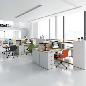Muebles Oficina_Despacho INFINITY 2 by JotaJotaPe 54.1 de venta en MUEBLES ANTOÑÁN León