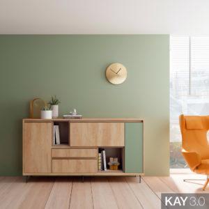 Aparador para Salones Modernos Kay 3.0