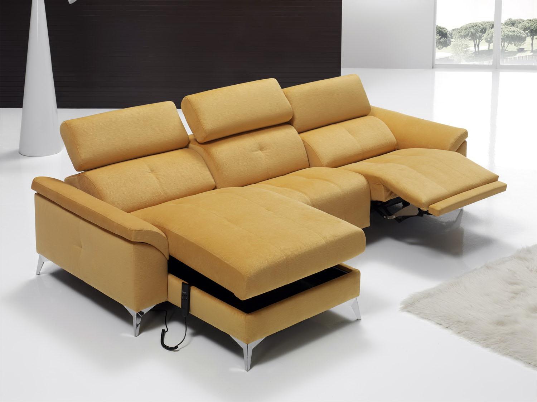 Sofá MODULAR Chaise-Longue marca Soriano Martinez md.602.4 de venta en MUEBLES ANTOÑÁN León