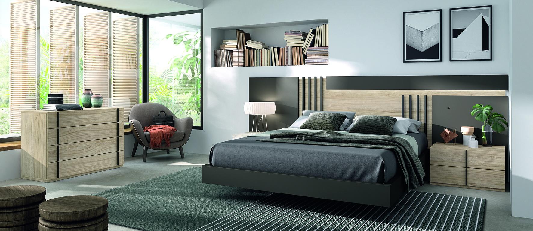 COSMO by Eos dormitorios modernos Glicerio Chaves Hornero COMP-9 de venta en Muebles ANTOÑÁN León
