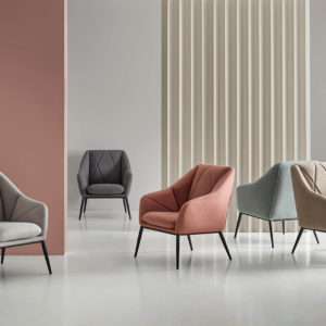 Sillones Auxiliares Modernos by Somcasa