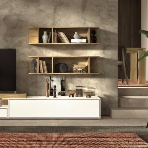 IRIS salones modernos by Rosamor